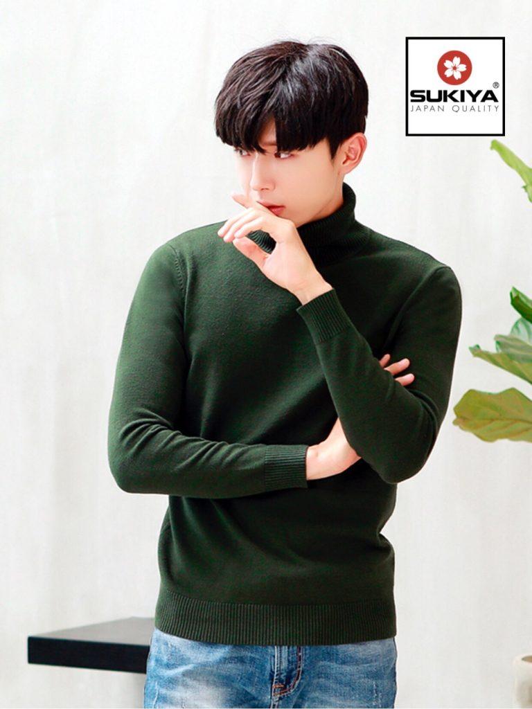 áo len nam hàng hiệu