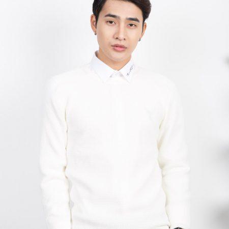 áo len nam hàn quốc